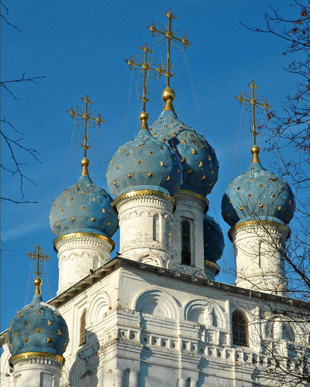 Russia Onion Dome Churches