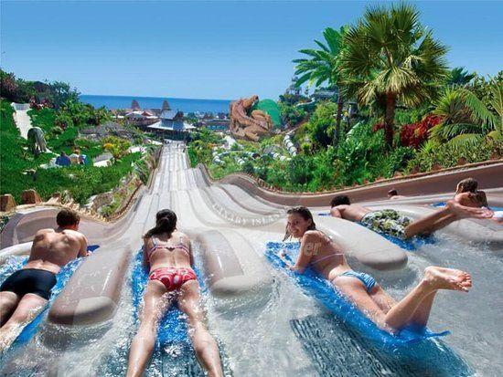 Best Water Parks The World Tripadvisor Travelers Choice Awards Tenerife Siam Park Tenerife Water Park
