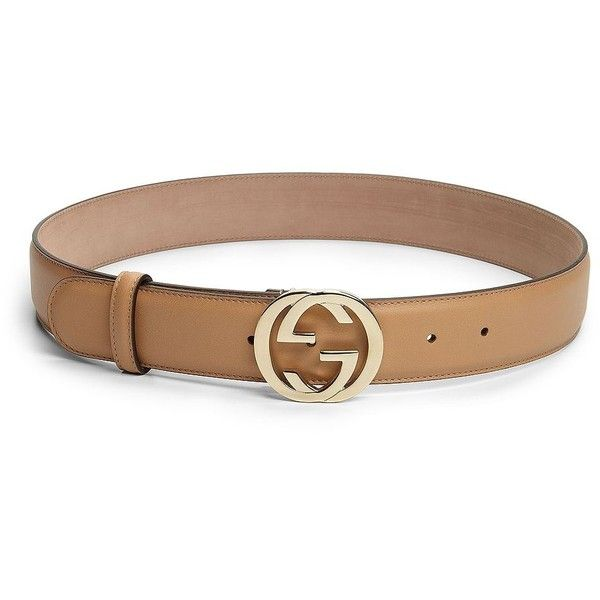 Gucci Interlocking G Leather Belt ($375) ❤ liked on Polyvore featuring accessories, belts, cintos, аксессуары, apparel & accessories, buckle belt, gucci belt, genuine leather belt, real leather belts and leather belt