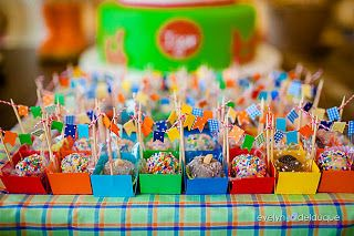 Pennant Banner Sweets