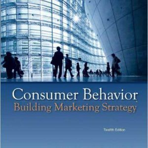 Solution manual downloadable for consumer behavior building solution manual downloadable for consumer behavior building marketing strategy 12th edition hawkins fandeluxe Choice Image