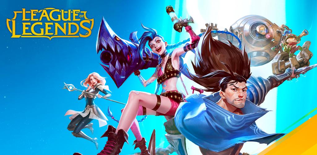 League Of Legends Wild Rift Pre Registration Is Open League Of Legends League Legend