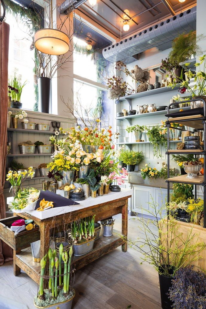 Photo of Shopping with a Side of Flowers: From New York to L.A., Flower Shops Are Popping Up in Chic Boutiques