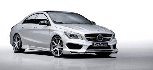 IAA 2013: Weltpremiere für Carlsson CLA RSR mit 450 PS
