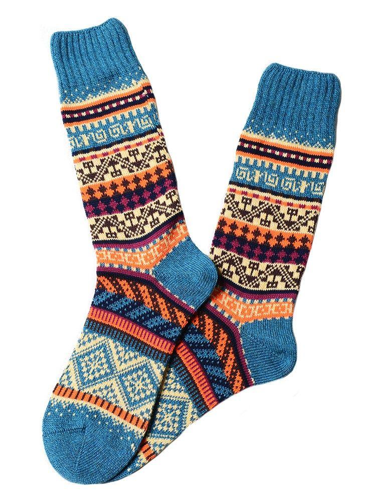 Chup Stripe Socks/style/EXC-CR-0270