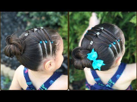 17 Peinados con ligas faciles y rapidos