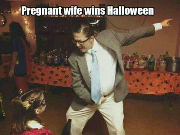 In a van down by the river! Halloween Pinterest Rivers - halloween costume ideas for pregnancy