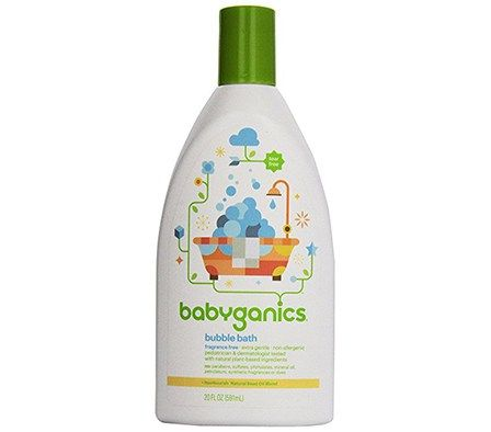 The Mama Nature Review Product Review Babyganics Bubble Bath Fragrance Free Bubble Bath Fragrance Free Products Bath Fragrance