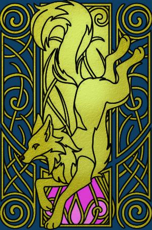 Wolf by Writer-Colorer.deviantart.com on @DeviantArt
