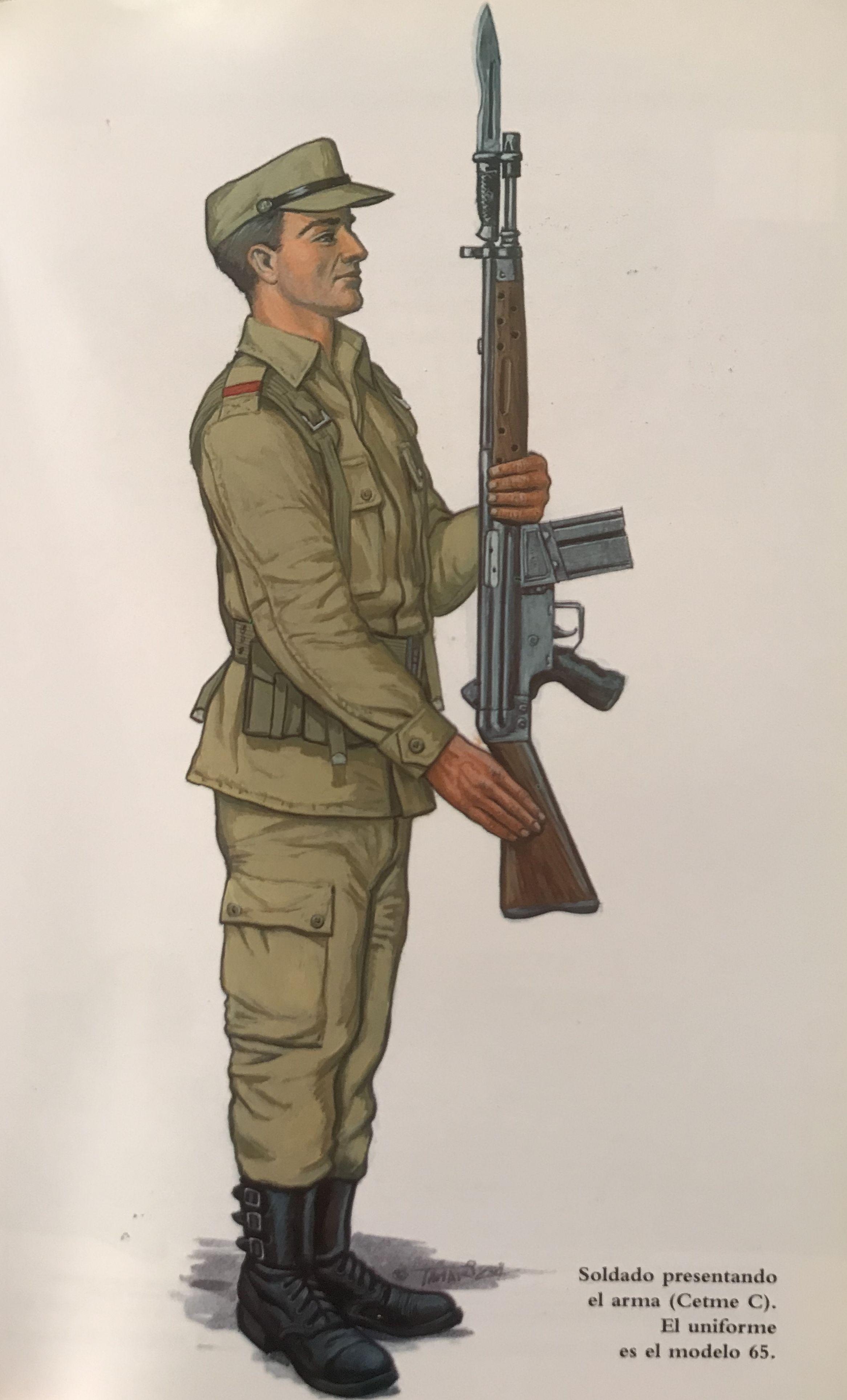 Pin De собчук евгений En оружие Uniforme Ejercito Español Militar Soldado Español
