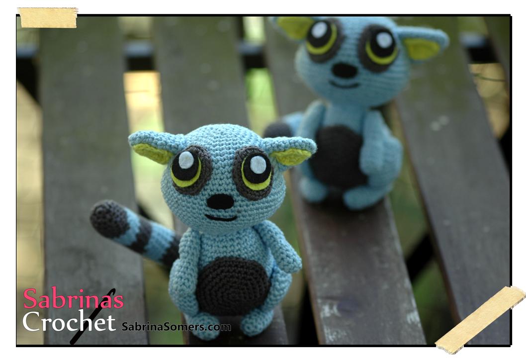 Maki Gratis Amigurumi Patroon | Crochet - amigurumi | Pinterest