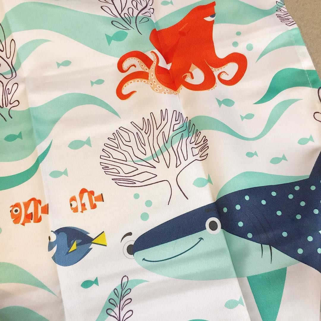 Im Flipping Out Over This Finding Dory Shower Curtain Its Going To Look So Cute In Flynns Bathroom Destiny Is On It