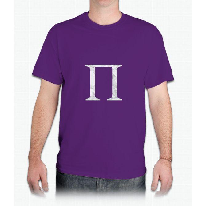 Pi-marble - Mens T-Shirt