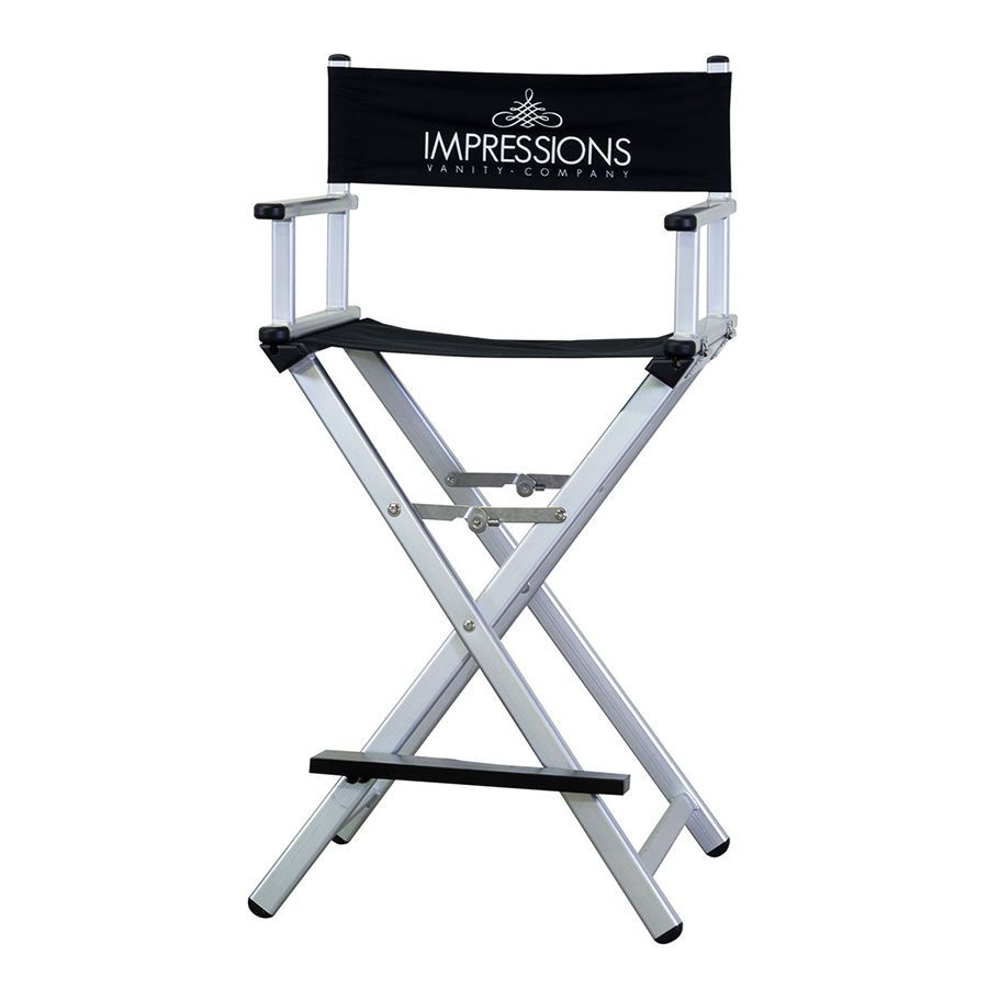 Foldable Professional Makeup Artist S Chair Impressions Vanity Co Impressions Vanity Makeup Artist Chair Professional Makeup Artist