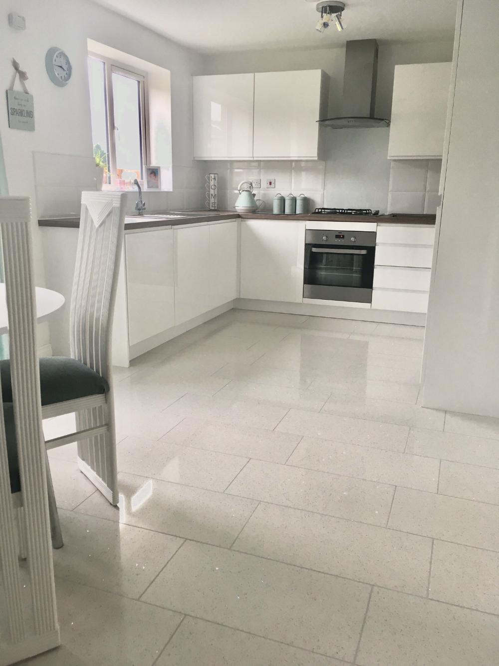 quartz floor tile   Google Search   Quartz flooring, Kitchen floor ...