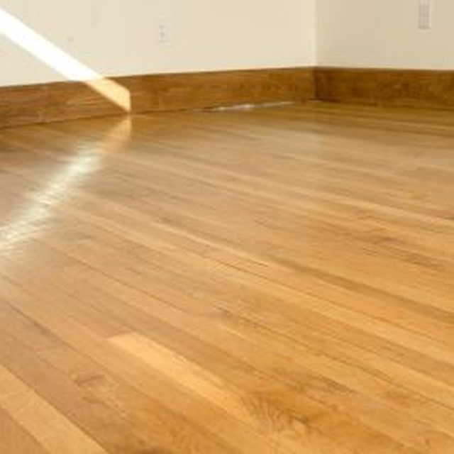 Water Spilled On Laminate Wood Floor >> How to Use Mineral Spirits to Remove Old Wax on Wooden ...
