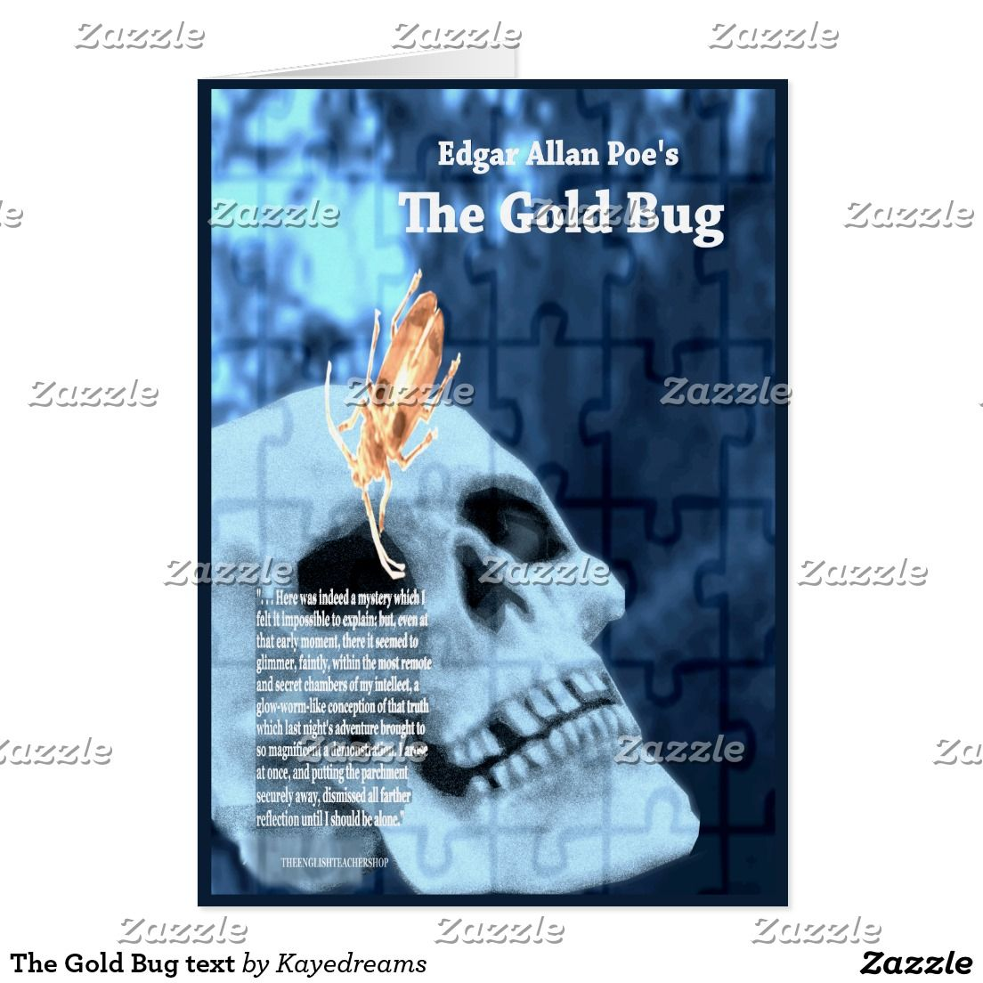 The Gold Bug text