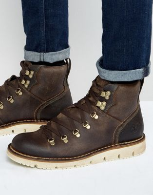 Westmore Collection #timberland | Mens lace up boots, Boots