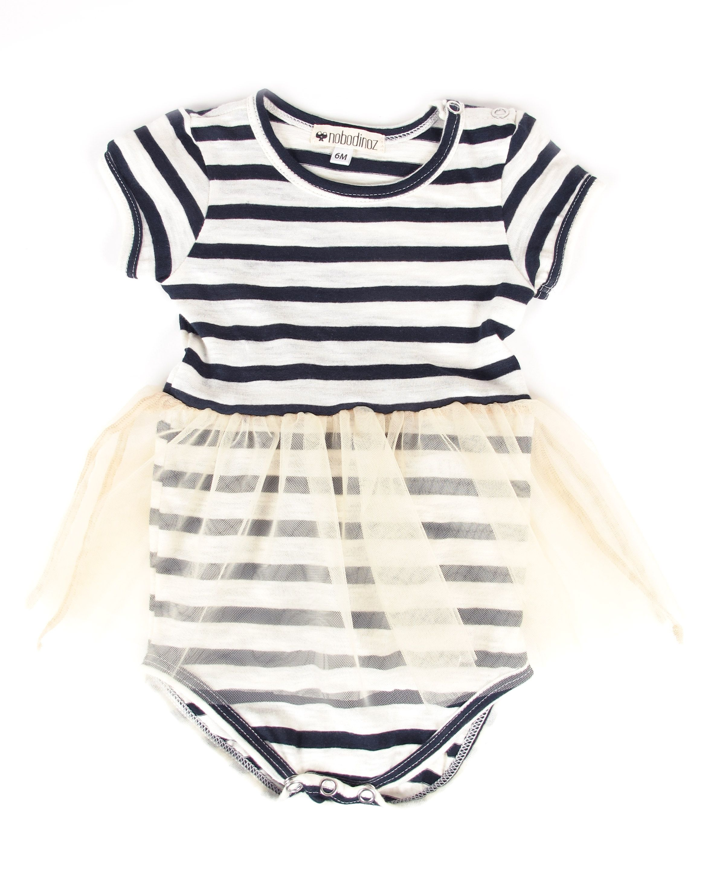 Nobodinoz Body Tutu Tamure With Navy Stripes   Scandinavian Minimall ... 9cbefe27df4