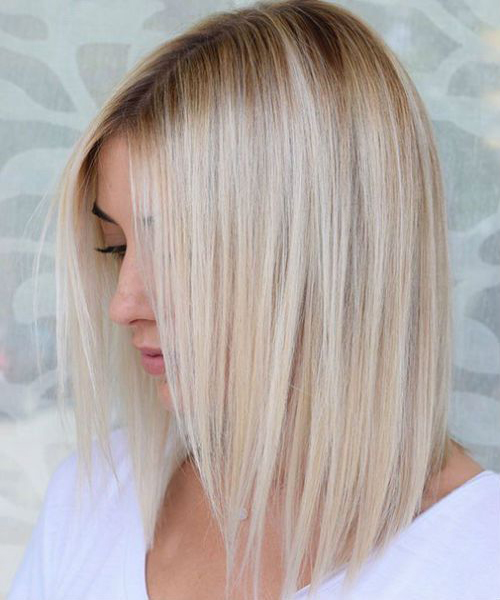 Famous Long Bob Hairstyles 2020 For An Inspiring And Pretty Look In 2020 Chunk Of Styes Long Bob Hairstyles Bobs Haircuts Bob Hairstyles