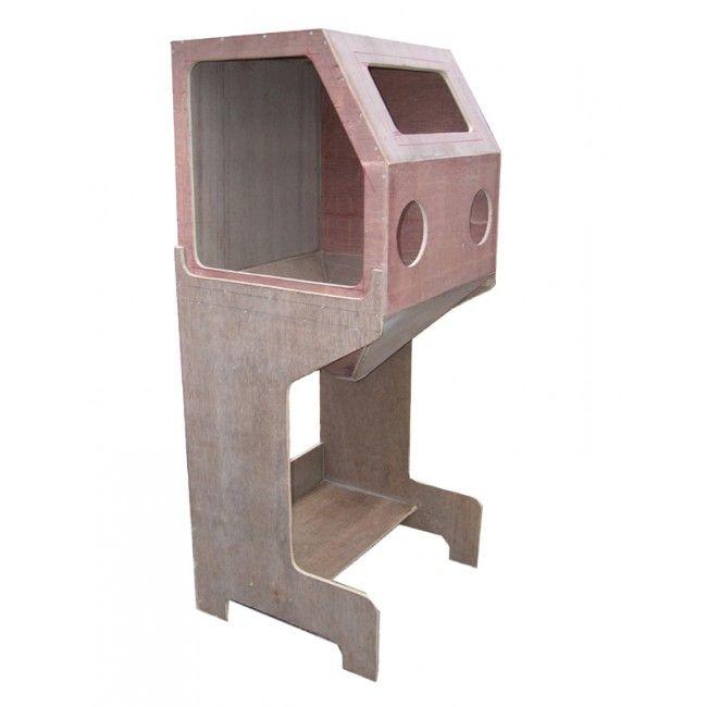 Diy Blast Cabinet Kit For Shot Blasting Diy Resin River Table Diy Shops Diy