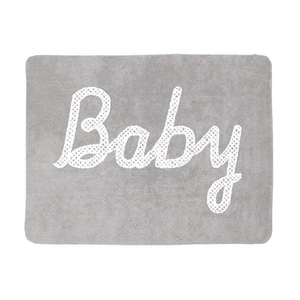 Alfombra Lorena Canals Baby Petit Point Gris