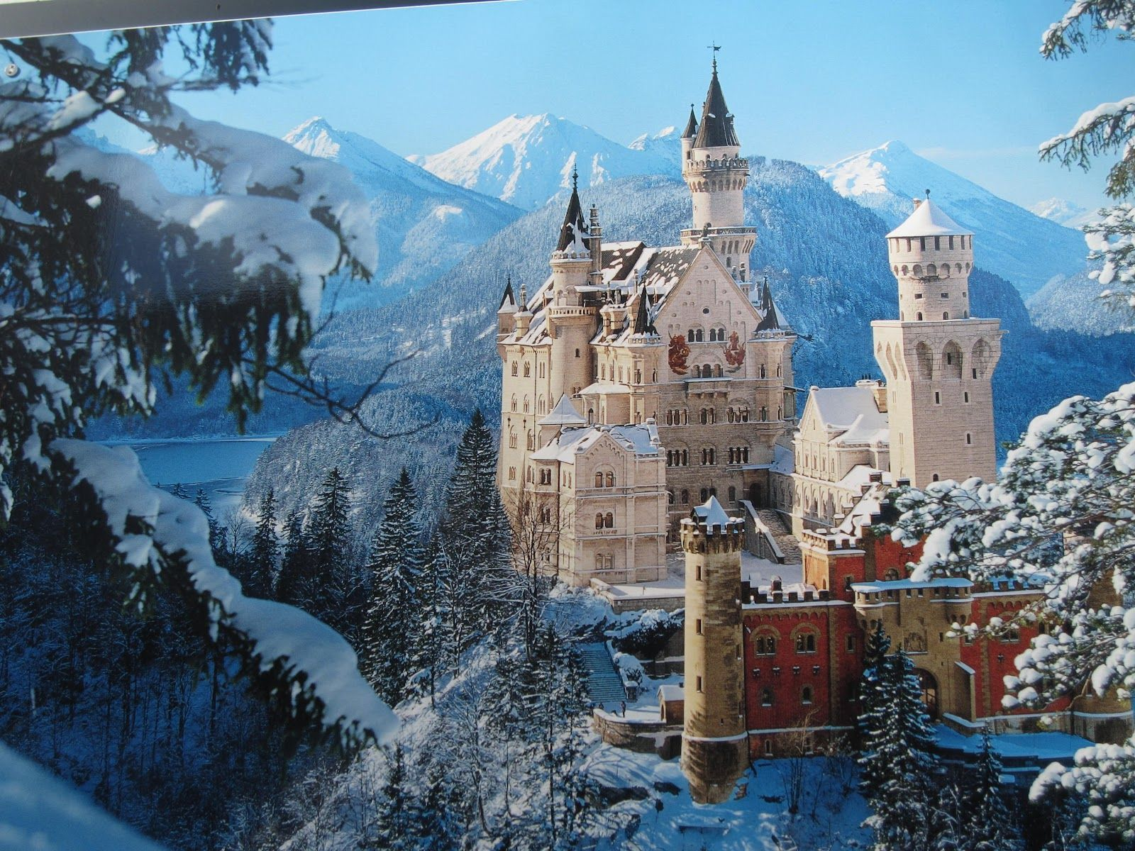 Castles Palaces Munich