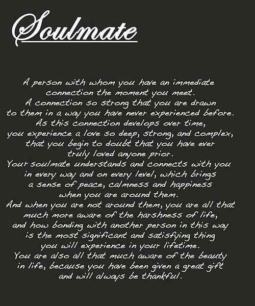 Unexplainable immediate connection   Love quotes ...