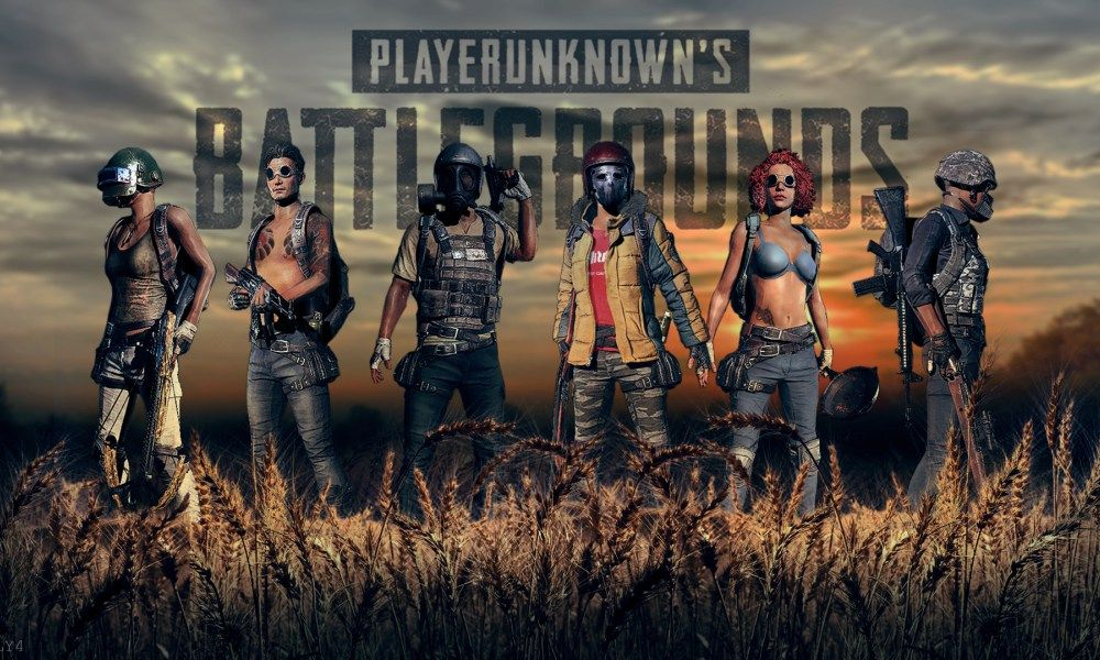 Pubg Playerunknown S Battlegrounds Is Now Available On Android And Ios In China Compare Gadgets Pc Desktop Wallpaper Gaming Wallpapers 4k Photos