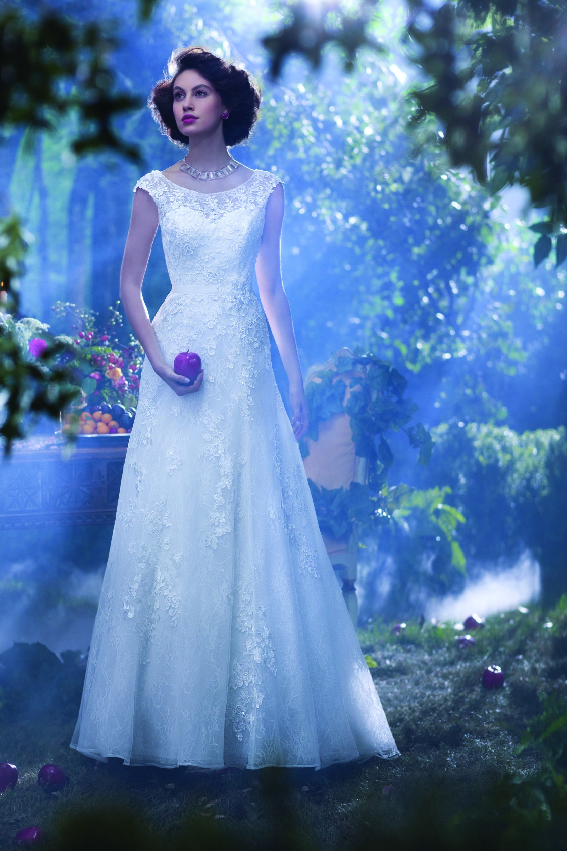 Alfred angelo disney fairy tale bridal collection 2014