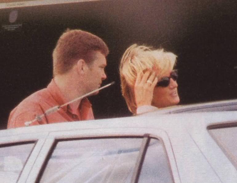 Trevor Rees Jones Invited Royal Wedding: Princess Diana And Al Fayed Bodyguard, Trevor Rees Jones