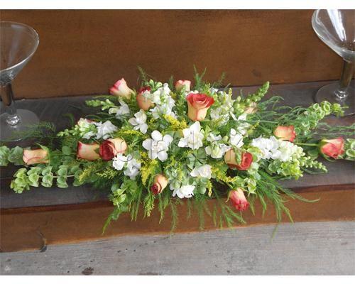 Arreglos florales centro de mesa para boda flores boda - Arreglos florales para bodas ...