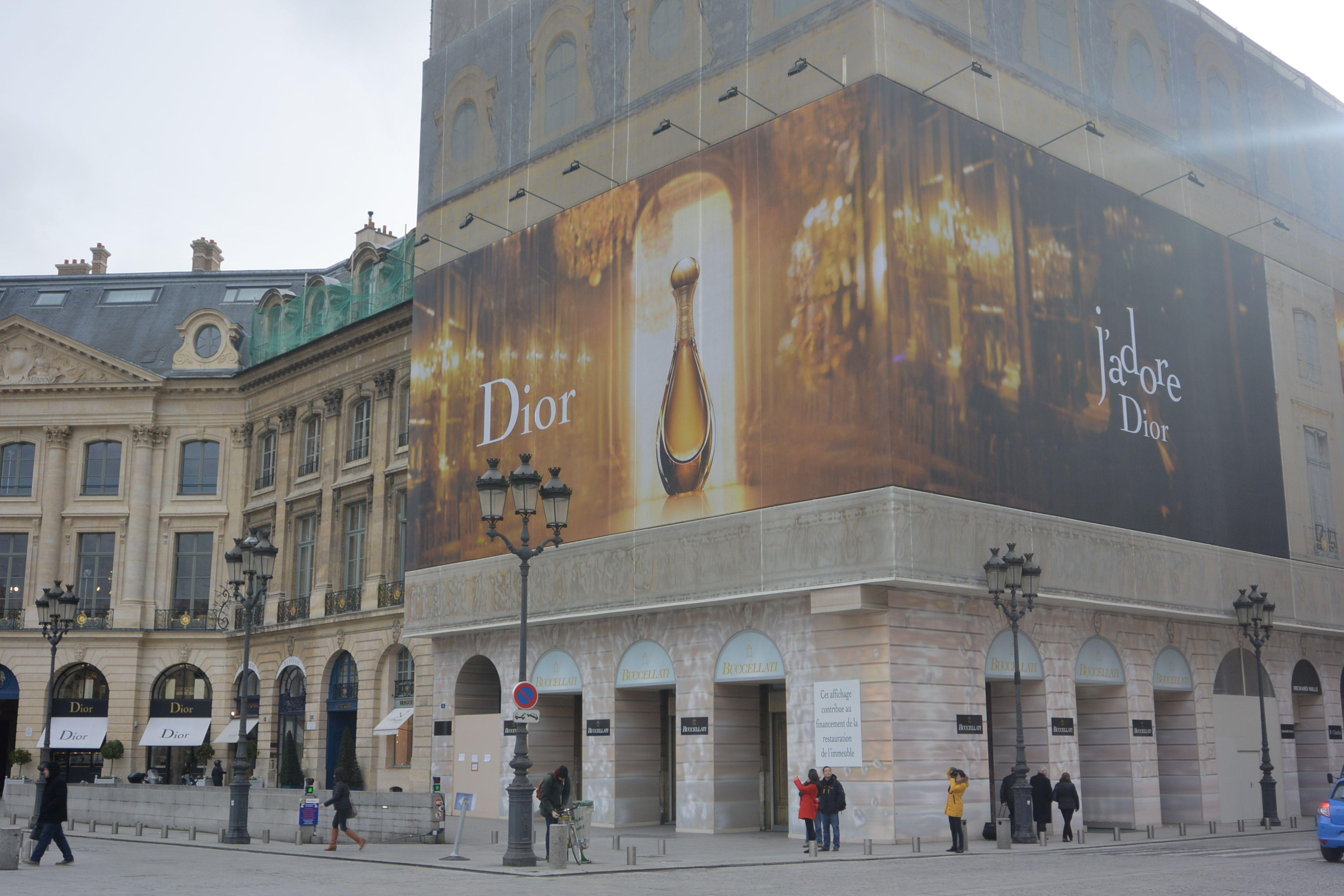 Dior, Paris