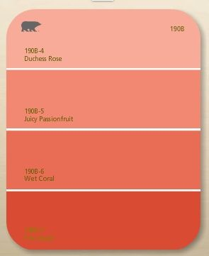 Pin by Marléna Ferea on Re-Model My Home! | Pinterest | Coral paint ...