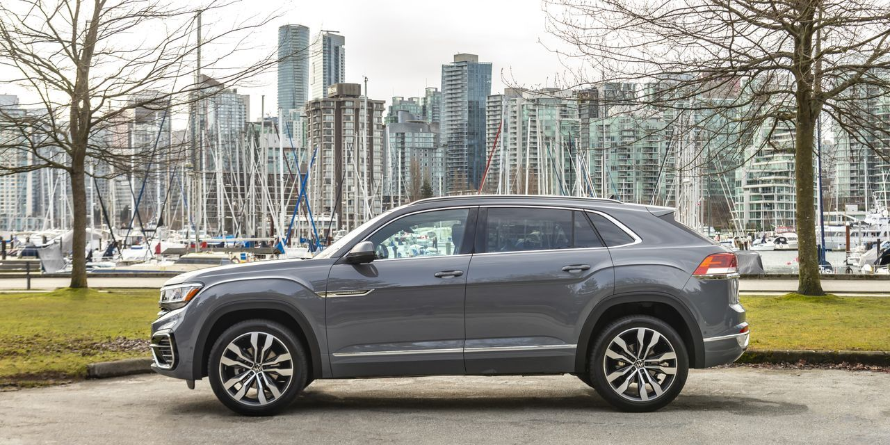 VW Atlas Cross Sport An SUV for the Relatively Childless