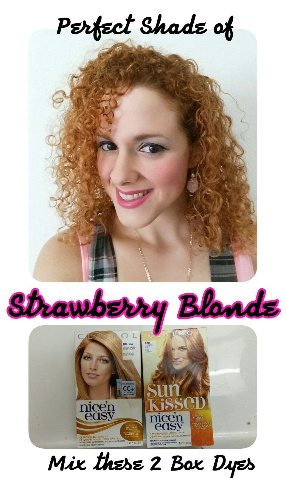 The Best Way To Achieve The Perfect Shade Of Strawberry Blonde