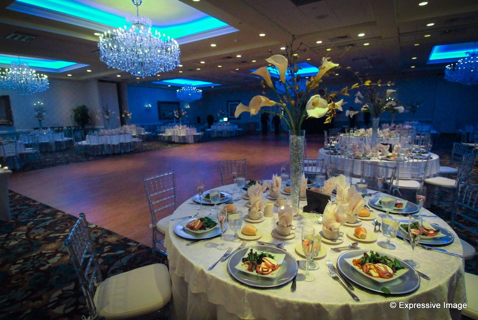 Crystal Ballroom Of Freehold Nj Is A Top Banquet Facility In