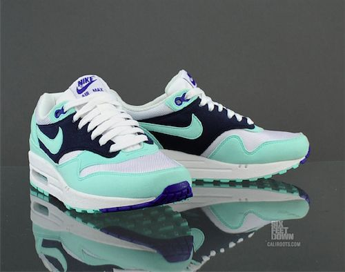 check out 35eb7 4a406 nike wmns air max 1 mint