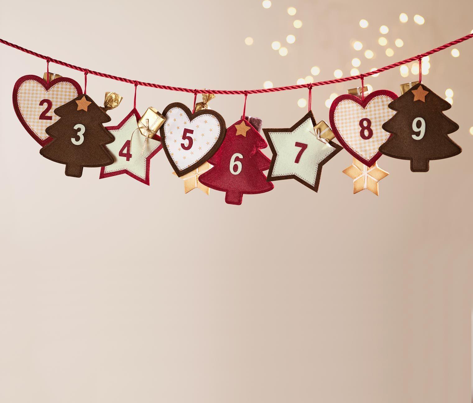 adventni kalendar tchibo Adventní kalendář 287545 z e shopu Tchibo.cz | Advent | Pinterest adventni kalendar tchibo
