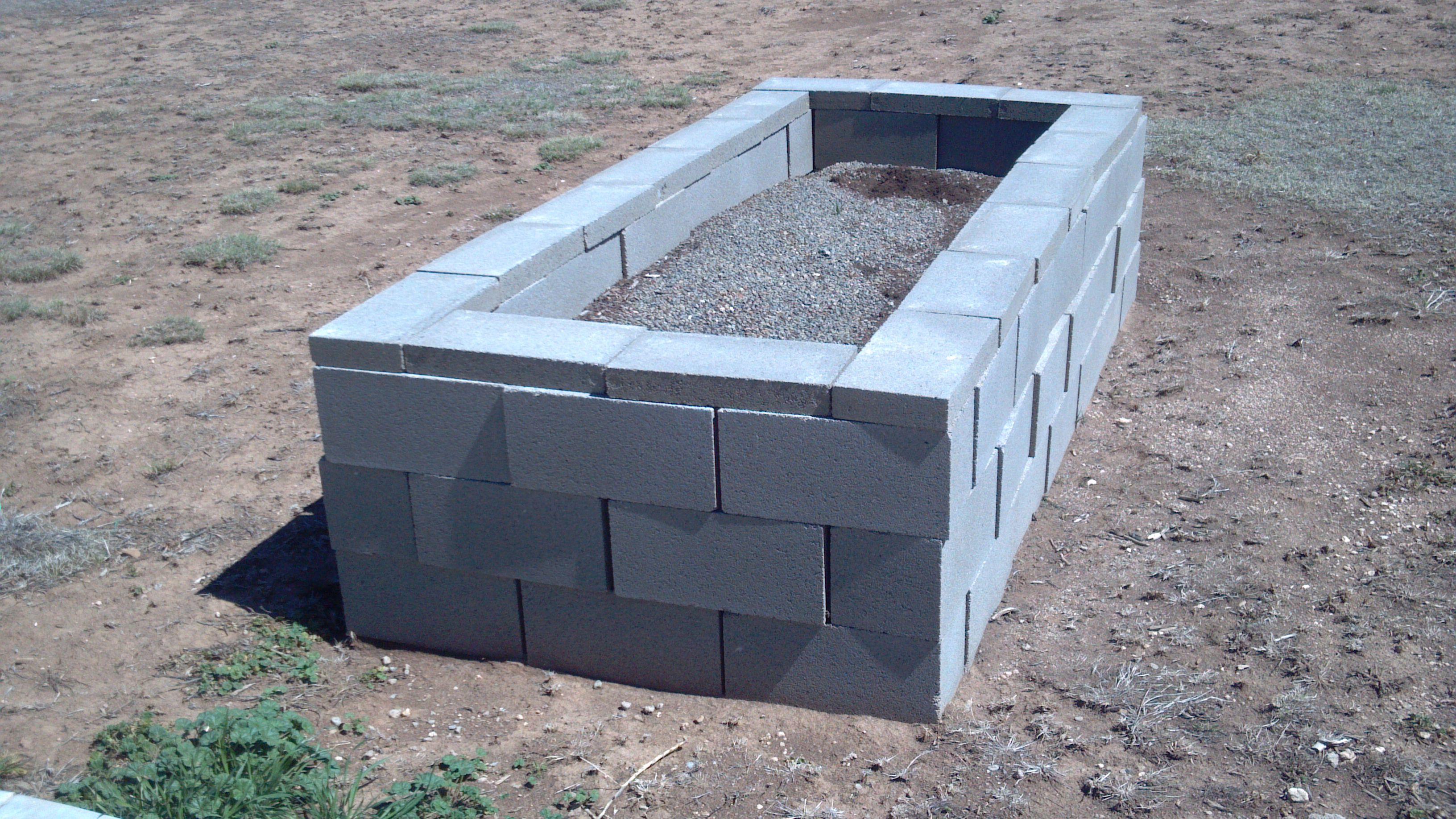 Building Raised Garden Beds | Cinder block garden, Building ... on 2 x 8 retaining wall, 2 x 6 raised garden bed, 2 ft raised garden bed, 4 x 8 raised garden bed, 2 x 4 raised garden bed,