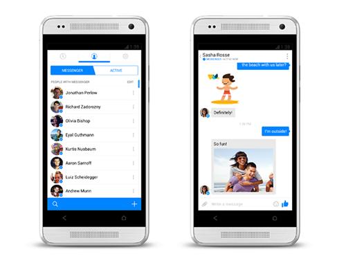 """Facebook Messenger iOS 7 Update tritt gegen WhatsApp an! - http://apfeleimer.de/2013/10/facebook-messenger-ios-7-update-tritt-gegen-whatsapp-an - Facebook plant ein iOS 7 Update der Facebook Messenger App mit einem komplettem Redesign. Wer den Facebook Messenger auf dem iPhone unter iOS 7 nutzt hat sich sicherlich bereits am angestaubten iOS 6 Design sattgesehen. Nicht nur das """"alte"""" iOS 6 Keyboard des Messengers für Facebook ..."""