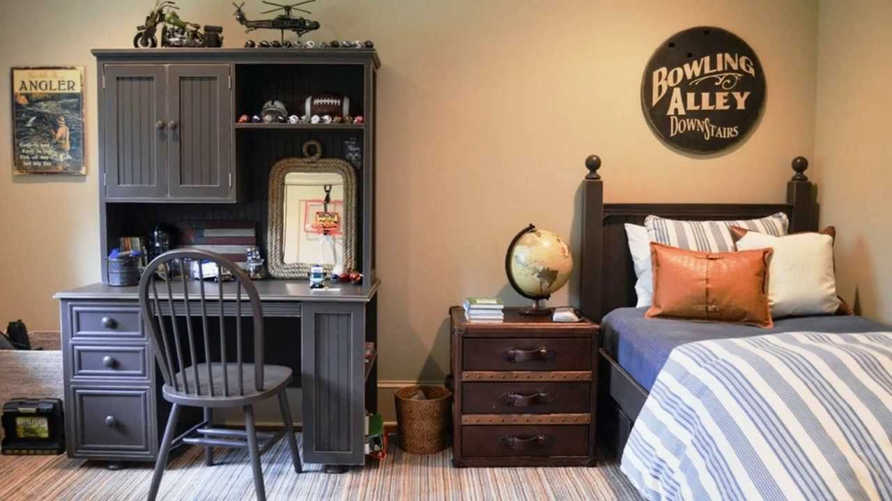Bedroom Ideas For College Guys