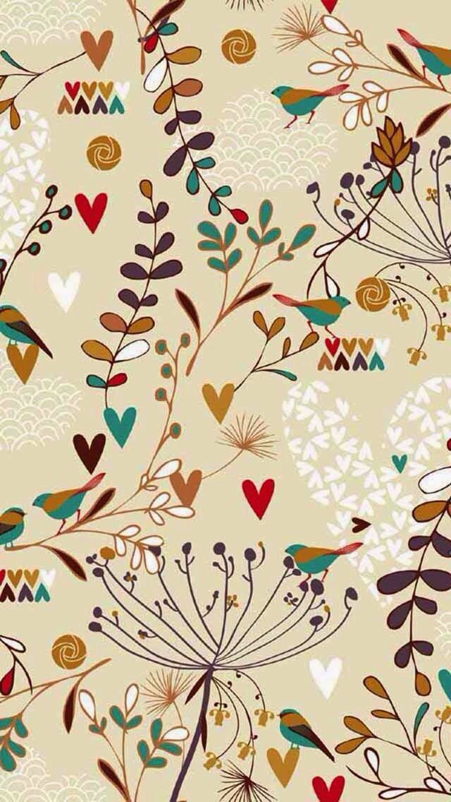 Fall Colors Cute Fall Wallpaper Iphone Wallpaper Pattern Phone Wallpaper Images