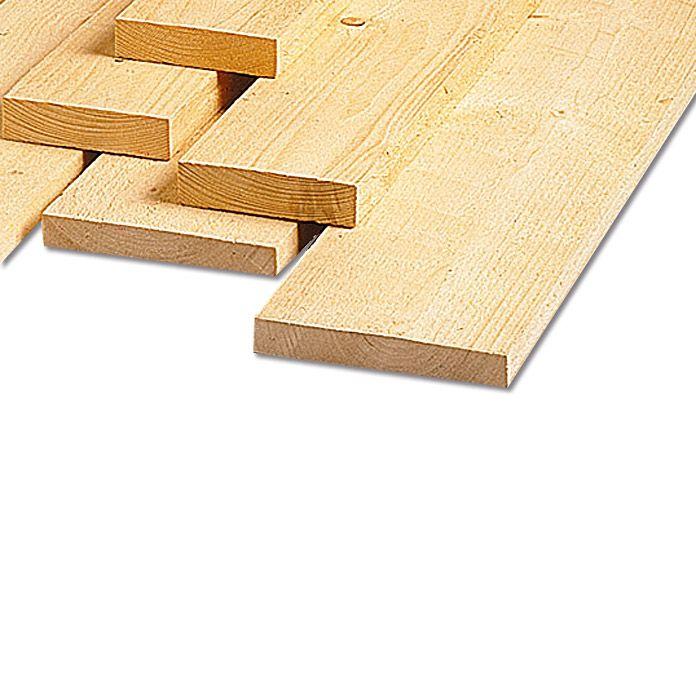 Schalbrett 200 X 10 X 2 3 Cm Fichte Tanne Sagerau Schalbretter Bauen Mit Holz Fichte Tanne