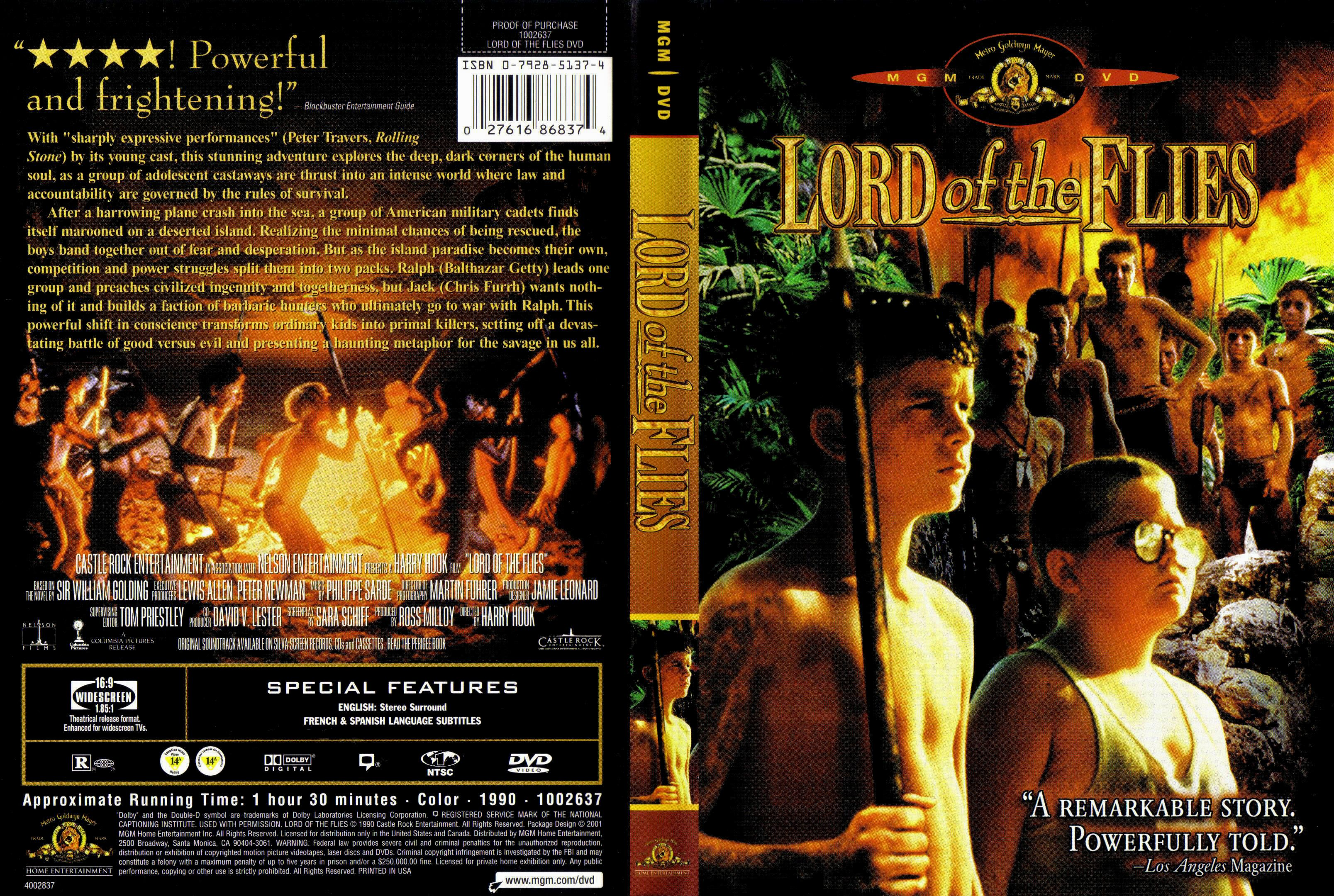 lord of the flies and king Lord of the flies is a 1954 novel by nobel prize-winning british author william golding stephen king wrote an introduction for a new edition of lord of the flies.