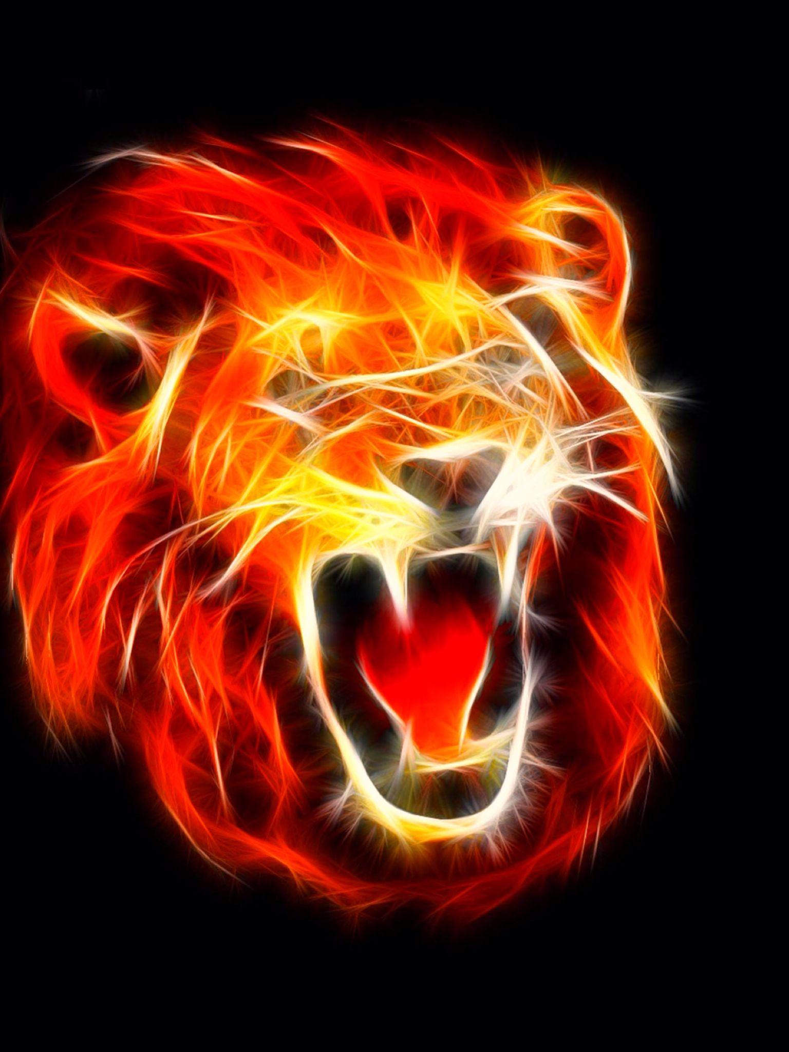 Very cool Lion wallpaper, Lion images, Colorful lion