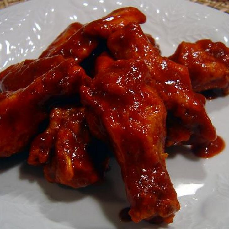 how to make tabasco wings