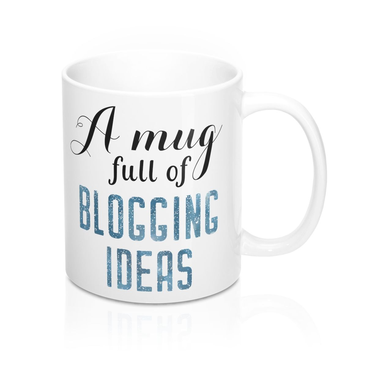 Design Mug Online A Vibrant Design For Bloggers Who Are Ready To Conquer The Online