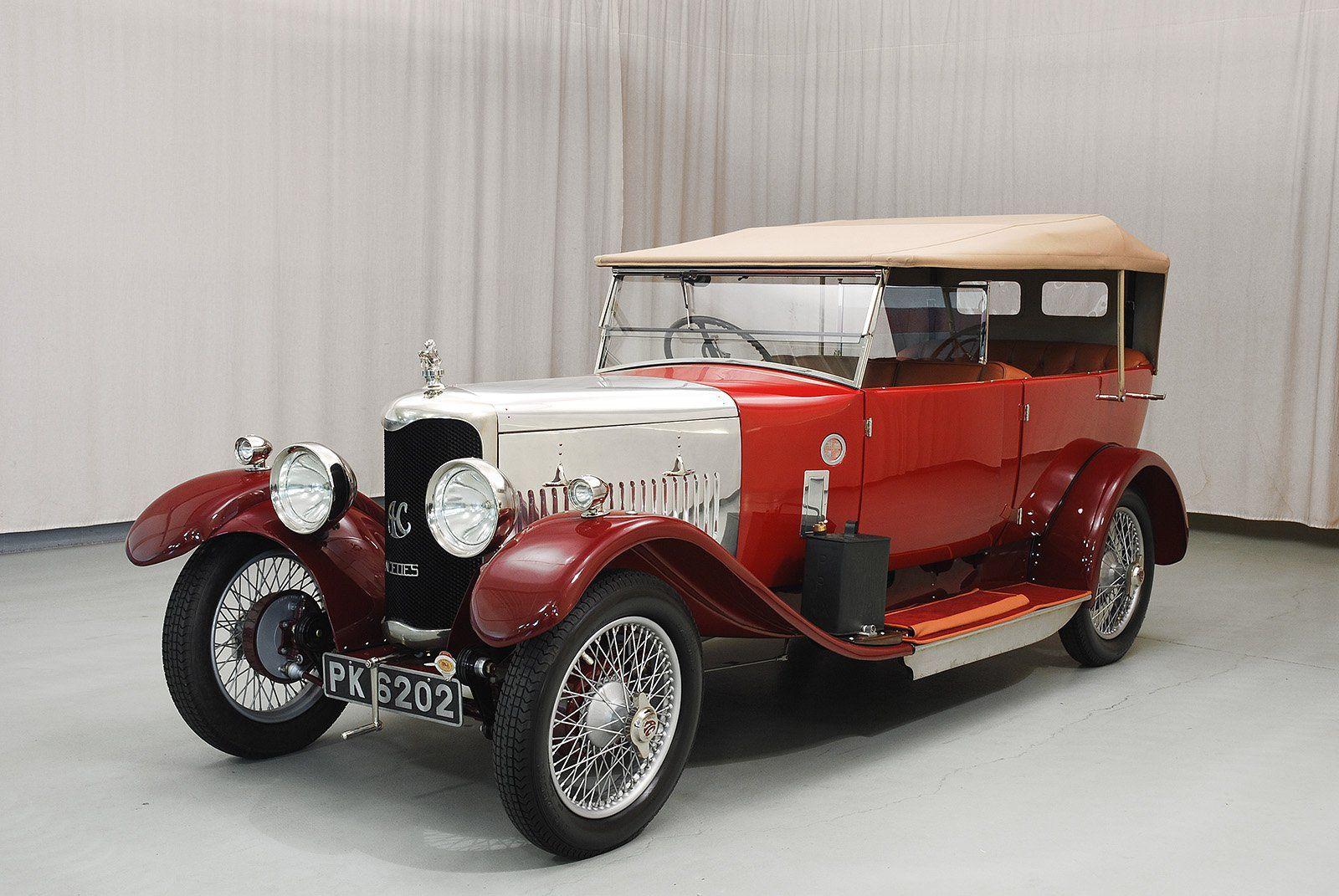 1929 AC ACEDES MAGNA TOURER Classic cars, Retro cars
