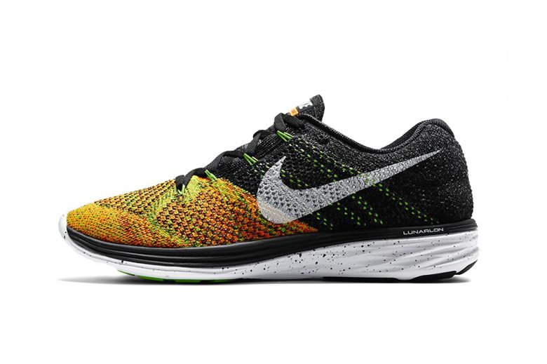 nike uniforme constructeur - Nike Flyknit Lunar 3 ��Black & Total Orange�� | Shoe Game ...